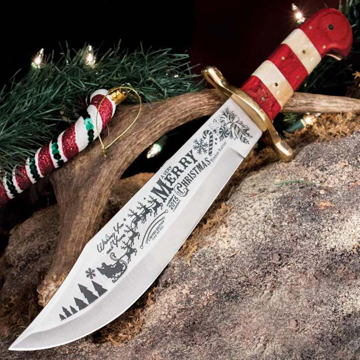 knifings - 10 Truly Wacky Xmas Facts, Happenings and Traditions