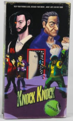 knock knock 1 182x300 - Knock Knock Review - This Throwback To The VHS Era Packs A Fun Punch