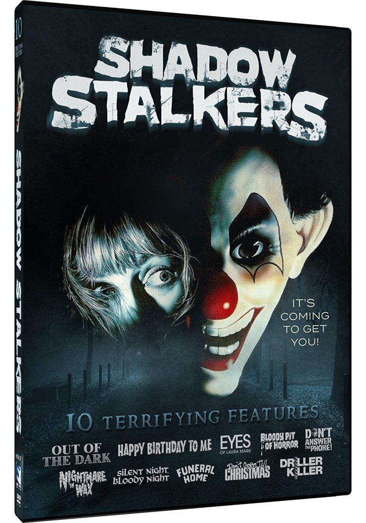 shadow stalkers - Mill Creek Celebrates Shadow Stalkers and 100 Years of Horror in February