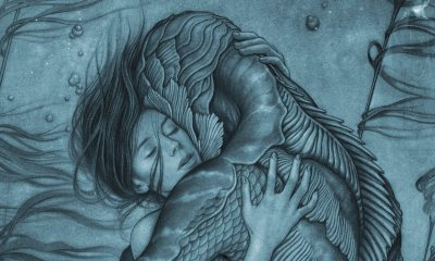 shape of water mike hill - The Shape of Water Takes Shape on Home Video