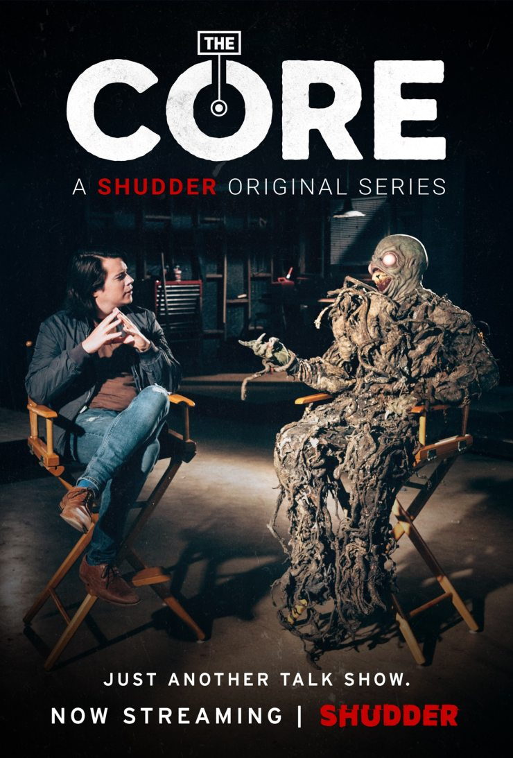 shudder the core - Exclusive Clip From Shudder Original Series - The Core