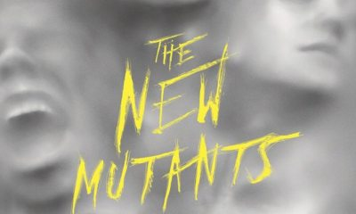 the new mutants movie poster s - The New Mutants Gets Two Creepy New Teasers