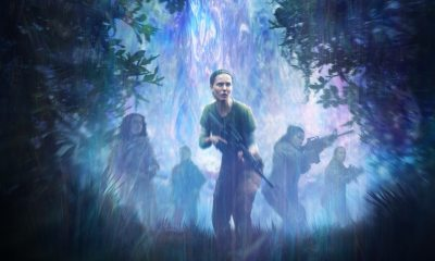 Annihilation Copy - Poster for Alex Garland's Annihilation Starring Natalie Portman Fears What's Inside