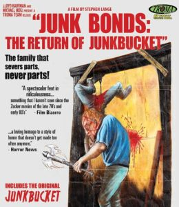 Junkbonds The Return of Junkbucket 2012 260x300 - DVD and Blu-ray Releases: January 9, 2018