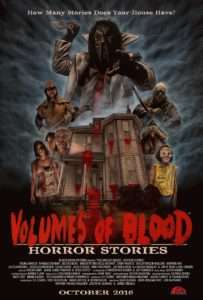 VOBHS Official Poster 203x300 - NSFW Kill Clip from Volumes of Blood: Horror Stories Now Available on VOD