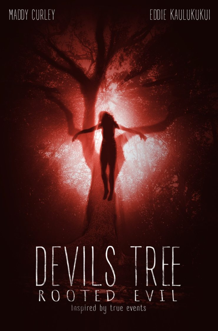 devils tree poster - Devil's Tree: Rooted Evil - Exclusive Trailer, Stills, Poster and More