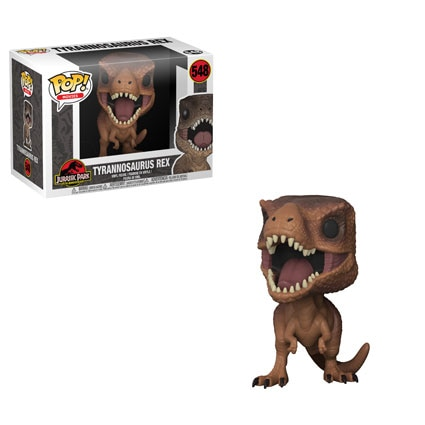 funko jurassicpark5 - Funko Giving Jurassic Park the Pop! Treatment as Only They Can