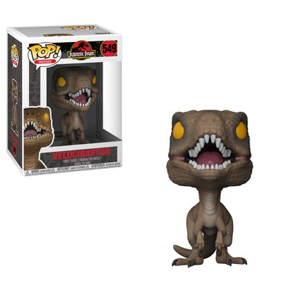 funko jurassicpark6 - Funko Giving Jurassic Park the Pop! Treatment as Only They Can