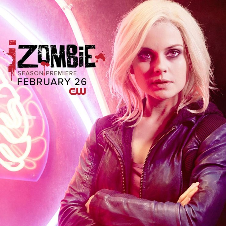 izombie season4 premiere - New Promo Teaser for iZombie Season 4 Enters Beast Mode