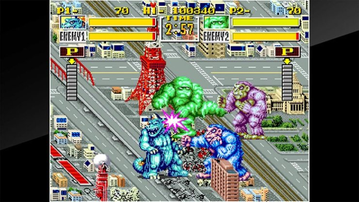 king of the monsters2 1 - SNES Classic King of the Monsters Smashes onto the Switch eShop