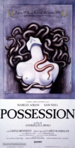 possession italian movie poster 152x300 - Come Into Me's Lonnie Nadler Shares His Favorite Body Horror Films