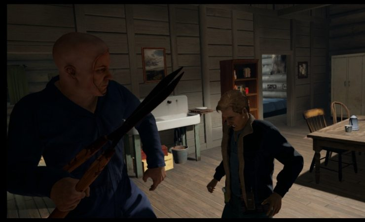 roy friday the 13 1 - Friday the 13th: The Game - See Friday 5's Roy Unmasked!