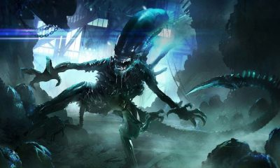 xenomorph - New Novel Alien: The Cold Forge Gets Cover Art, Synopsis, and Release Date