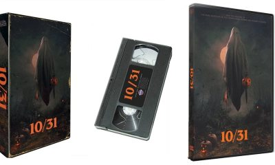 1031VHS Copy - Must-Own: Halloween Horror Anthology 10/31 on DVD and/or VHS