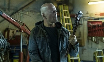 Death Wish - Bruce is Back in Bitchin' New Retro Poster for Eli Roth's Death Wish Remake