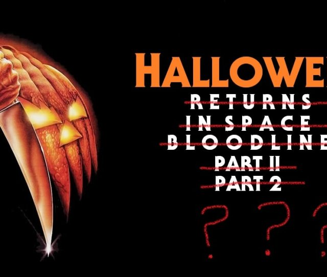 What Do You Think Will Be The Official Title Of The New Halloween Movie