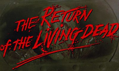 Return of the Living Dead 1 - Drinking With The Dread: The Return Of The Living Dead