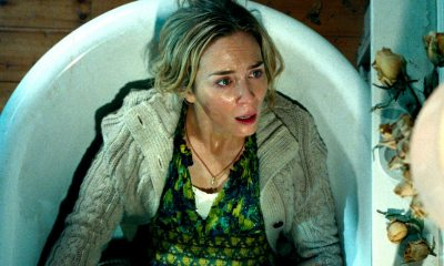 a quiet place emily blunt - Pretty Much Nowhere is Safe in These Clips From A Quiet Place