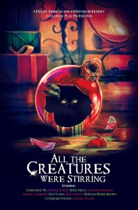 allthecreatureswerestirringposter 198x300 - Writer/Director & Star of SLAY BELLES Talk Christmas Horror, Indie vs Big Budget Filmmaking & HELLBOY 2019
