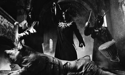 behemothblowyourtrumpetsgabrielbanner - Exclusive: Cabal Share Their Favorite Horror-Fueled Music Videos