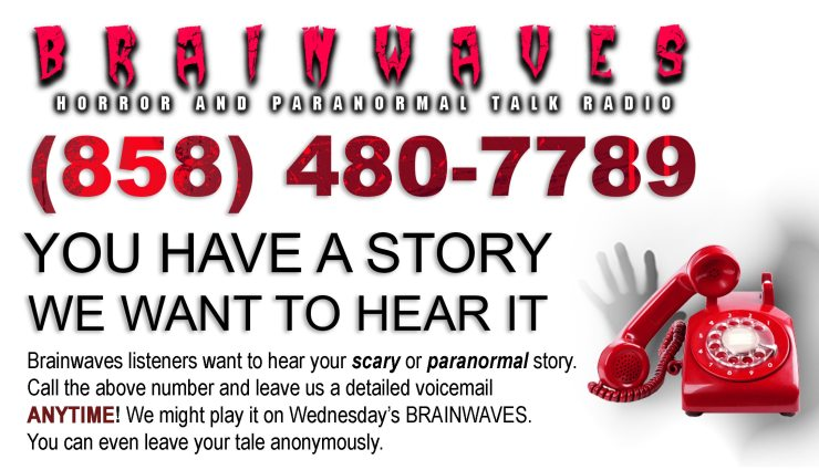 brainwaves call now - TONIGHT! #Brainwaves Episode 80: Legendary Actress Adrienne Barbeau