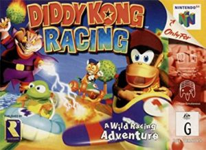 diddykongracing 300x219 - Theory: Super Mario is in the Same Universe as the Xenomorph From Alien