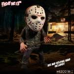 mezco deluxe jason 1 - Mezco's Talking Freddy Krueger and Deluxe Stylized Jason Voorhees Figures Available to Pre-Order