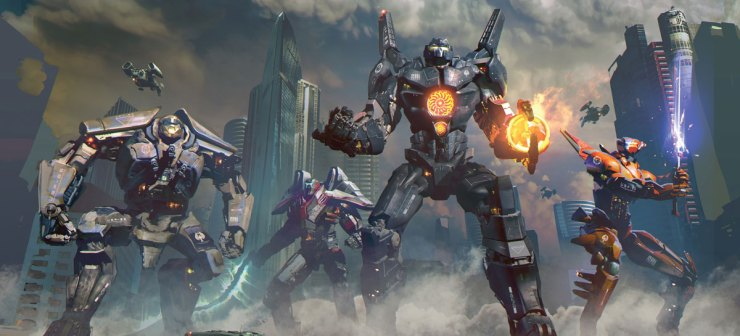 pacrim uprising artbook1 - Explore The Art and Making of Pacific Rim Uprising This Spring