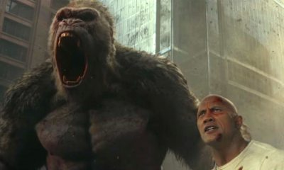 rampage - Rampage Review - You'd Be Better Off Spending Your Quarters Elsewhere