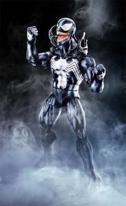 venom action figure3 1 - Hasbro Reveals a Bunch of New Venom and Carnage Action Figures