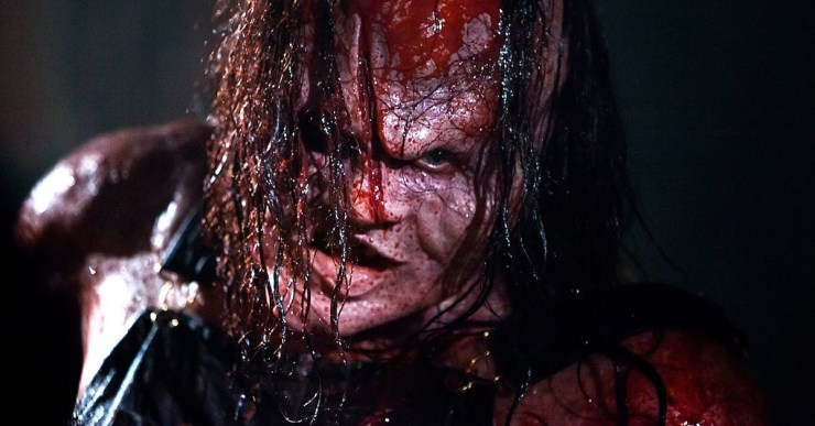 victorcrowleyhatchet3banner - Adam Green and Kane Hodder on Victor Crowley, Filmmaking Hurdles and Swamp Witches