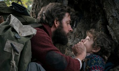 Enjoy the Silence - Krasinski Starts Writing A QUIET PLACE 2