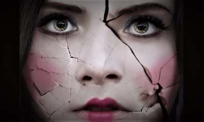 Ghostland - Real Horror: Young Actress Accidentally Disfigured On the Set of Pascal Laugier's New Film Ghostland