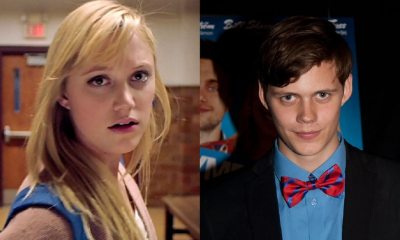 Villains - IT's Bill Skarsgard and It Follows' Maika Monroe Are Villains in New Dark Comedy