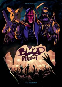 bloodfestposter 215x300 - SXSW 2018: Blood Fest Review - An Uneven Love Letter to Horror