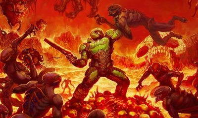 doom slayer - The Expendables of (Video Game) Horror