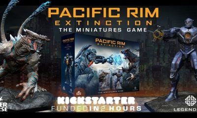 pacific rim extinction board game - Cancel the Apocalypse with Pacific Rim: Extinction Board Game