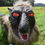 super monster wolf 1 - Japanese Farmers Are Using Terrifying Robot Wolves to Guard Their Crops