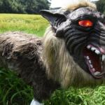 super monster wolf4 1 - Japanese Farmers Are Using Terrifying Robot Wolves to Guard Their Crops