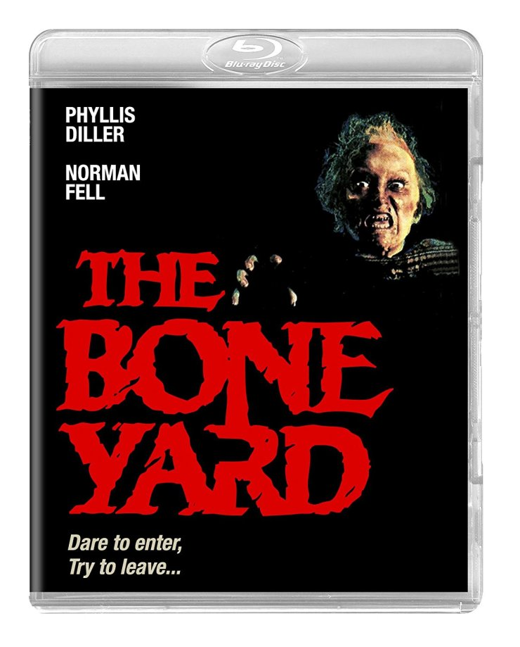 the bone yard blu ray - Attention: We Currently Live in a World in Which The Boneyard Is Hitting Blu-ray. There IS a God!