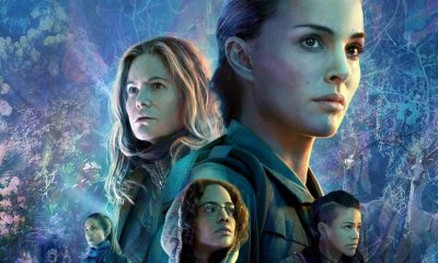 ANNIHILATION bluray DC - Annihilation Hits Blu-Ray Next Month