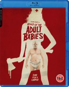 Attack of the Adult Babies cover 1 240x300 - ATTACK OF THE ADULT BABIES Comes Home on June 11