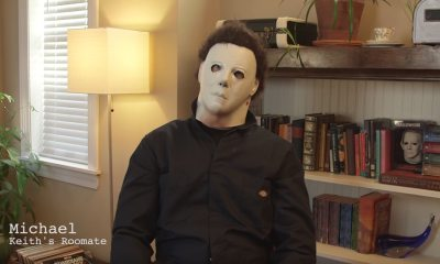 Halloween Fan Film FI - Must-See: What If Michael Myers Was Your Roommate?