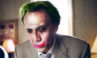 Nic Cage Joker - Evidently, Nicolas Cage Thinks He'd Make a Great Joker