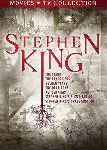 StephenKing Collection 214x300 - Epic Stephen King DVD Collection Coming Soon For $20