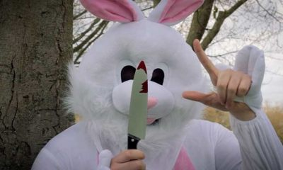 bad friday easter bunny 1 - Watch Now: Comedy Horror Shorts Frankula and Bad Friday