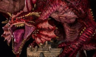 klauth dungeons and dragons statue16 1 - Tremble at the Sight of Sideshow Collectibles' New DUNGEONS & DRAGONS Statue