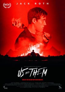 usandthemposter 212x300 - Exclusive: Us and Them Clips Mix Water and Fire in Torturous Ways