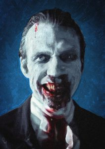 Doom Head 212x300 - First Look: Richard Brake in Rob Zombie's 3 FROM HELL