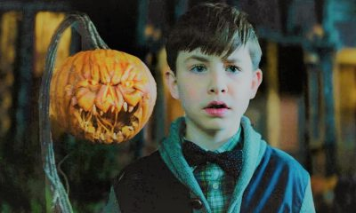 The House With A Clock In Its Walls - Kid-Friendly Horror Returns!